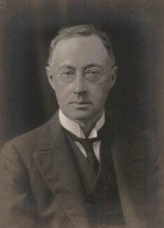 Sir Henry Charles Miller Lambert, by Walter Stoneman - NPG x168816