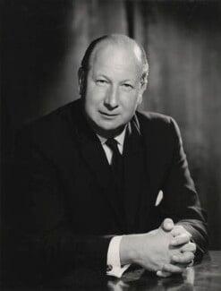 Denis Anthony Brian Butler, 9th Earl of Lanesborough, by Walter Bird - NPG x168825