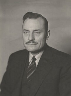 Enoch Powell, by Walter Stoneman - NPG x159724