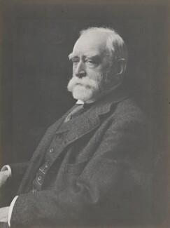 Sir Edward John Poynter, 1st Bt, by Walter Stoneman - NPG x159731