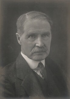 Bonar Law, by Walter Stoneman - NPG x168853