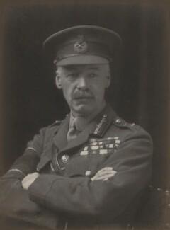 Henry Seymour Rawlinson, 1st Baron Rawlinson of Trent, by Walter Stoneman - NPG x159821