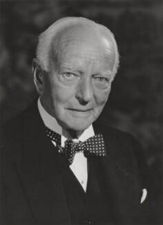 David Bertram Ogilvy Freeman-Mitford, 2nd Baron Redesdale, by Walter Bird - NPG x159840