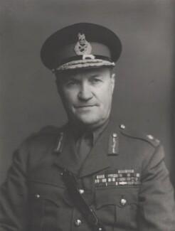 Sir Harold Redman, by Walter Stoneman - NPG x159843