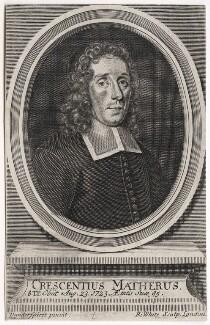 Increase Mather, by Robert White, after  Jan van der Spriet (Spriett) - NPG D42598