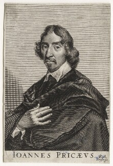 John Price, by Renier Persyn, after  L. de Jong - NPG D42599