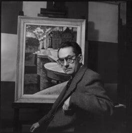 Man Ray, by Ida Kar, 30 March 1954 - NPG x136724 - © National Portrait Gallery, London