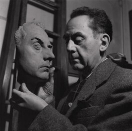 Man Ray, by Ida Kar - NPG x136726