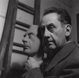 Man Ray, by Ida Kar - NPG x136727