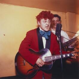 Wee Willie Harris, by Bob Collins - NPG x136730