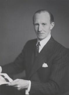 Sir Gilbert McCall Rennie, by Walter Stoneman - NPG x159874