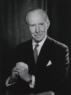 Sir Gilbert McCall Rennie, by Walter Bird - NPG x159875