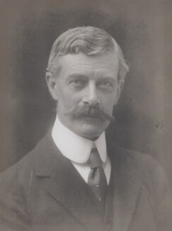 Sir (R.) Henry Rew, by Walter Stoneman - NPG x159881