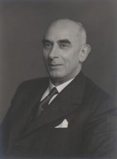 Hervey Rhodes, Baron Rhodes, by Walter Stoneman - NPG x159886