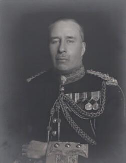 Sir (Henry) Guy Riley, by Walter Stoneman - NPG x159928