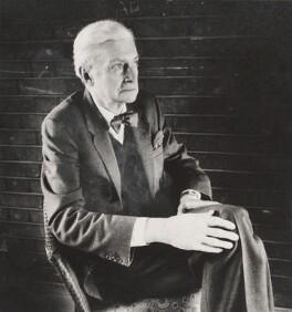 David Emery Gascoyne, by Matthew R. Lewis - NPG x136365