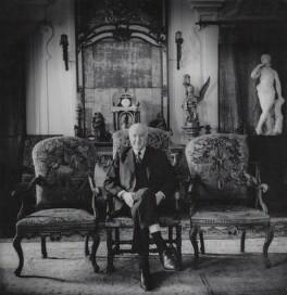 Sir Harold Mario Mitchell Acton, by Matthew R. Lewis - NPG x136788