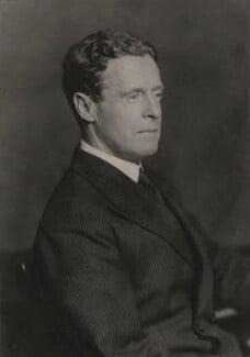 Sir Arthur Salisbury Lawrance, by Walter Stoneman - NPG x168857