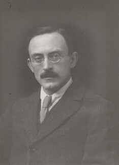 John Beresford Leathes, by Walter Stoneman - NPG x168879