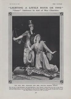 Vita Sackville-West; Olive Elizabeth Chalk Rubens (née Hood), by E.O. Hoppé - NPG x136836