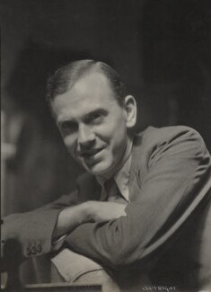 Graham Greene, by Howard Coster - NPG Ax136135