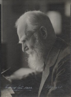 George Bernard Shaw, by Howard Coster - NPG Ax136160