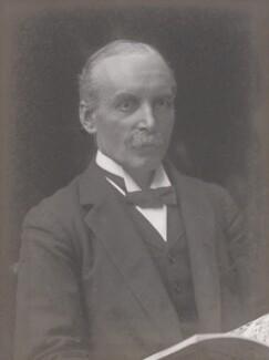 John Herbert Roberts, 1st Baron Clwyd, by Walter Stoneman - NPG x159949