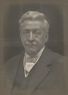 William Hesketh Lever, 1st Viscount Leverhulme, by Walter Stoneman - NPG x168920