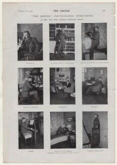 George Bernard Shaw; Charlotte Shaw (née Payne-Townshend), by Foulsham & Banfield - NPG x136852