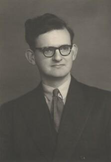 Sir (Michael) James Lighthill, by Walter Stoneman - NPG x168942