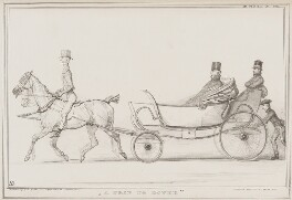 A Trip to Dover, by John ('HB') Doyle, printed by  Alfred Ducôte, published by  Thomas McLean - NPG D41546
