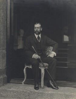 King George V, by James Charles Dinham - NPG x136889