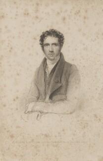 George Daniel, by Richard Woodman, published by  John Cumberland, after  Thomas Charles Wageman - NPG D42521