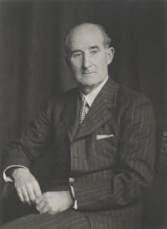Sir William Marston Logan, by Walter Stoneman - NPG x186010