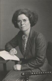 Dame Kathleen Lonsdale (née Yardley), by Walter Stoneman - NPG x186024