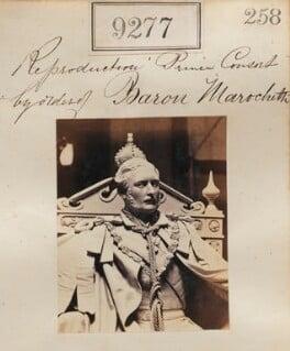 Statue of Prince Albert of Saxe-Coburg-Gotha, by Camille Silvy, after  Carlo Marochetti - NPG Ax59098