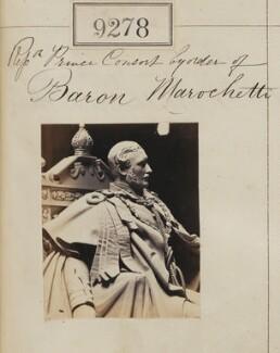 Statue of Prince Albert of Saxe-Coburg-Gotha, by Camille Silvy, after  Carlo Marochetti - NPG Ax59099