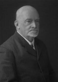 Sir Joseph Lowrey, by Walter Stoneman - NPG x186039