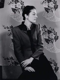 (Ava) Alice (Muriel) Astor (later Obolensky, later von Hofmannsthal, later Pleydell-Bouverie), by Gordon Anthony, circa 1930 - NPG x137026 - © reserved; collection National Portrait Gallery, London