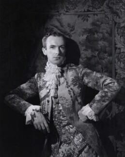 Cecil Beaton, by Gordon Anthony - NPG x137027