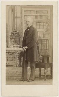 Thomas Vardon, by Caldesi, Blanford & Co - NPG Ax17786
