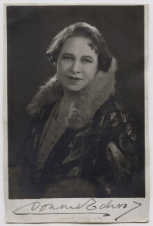 Connie Ediss (Ada Harriet Coates), by Unknown photographer - NPG x137057