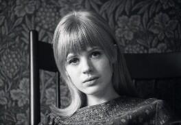 Marianne Faithfull, by Chris O'Dell - NPG x137065
