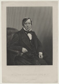 William Scholefield, by Daniel John Pound, after  Whitlock - NPG D42657
