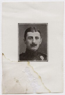 Alan Knyveton Hargreaves, by Unknown photographer - NPG x137090