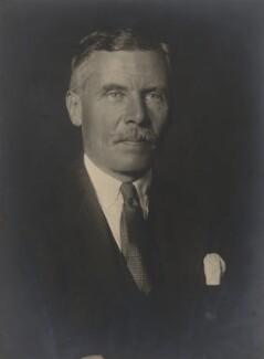 Sir Harold Eustace Satow, by Walter Stoneman - NPG x185134