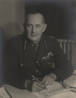 Percy Gerald Scarlett, by Walter Stoneman - NPG x185153