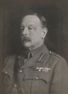 Sir Henry Crichton Sclater, by Walter Stoneman - NPG x185188
