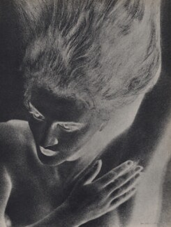 Jacqueline Goddard, by Man Ray - NPG x137152