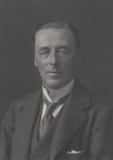 John Edward Bernard Seely, 1st Baron Mottistone, by Walter Stoneman, 1924 - NPG x185205 - © National Portrait Gallery, London